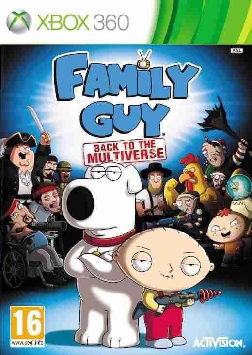 Descargar Family Guy Back To The Multiverse [MULTI][Region Free][XDG2][iMARS] por Torrent